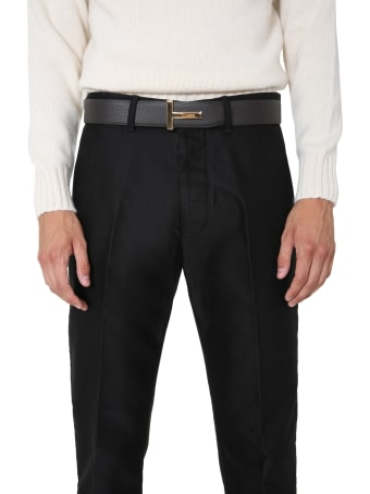 Tom Ford Belt With T-buckle