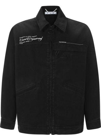 Off-White X Pioneer Dj Se_console Jacket