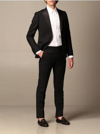 Z Zegna Suit Z Zegna Drop 8 Tuxedo Suit In Wool