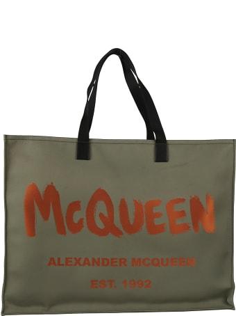 Alexander McQueen City Tote