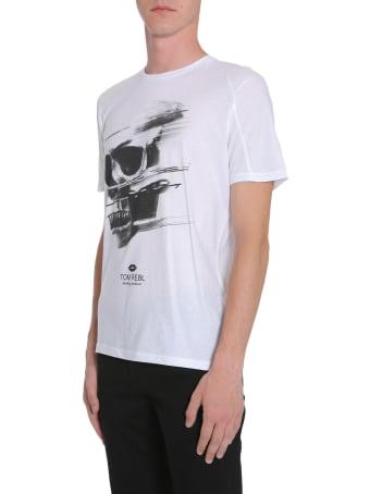 Tom Rebl Round Collar T-shirt