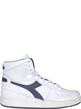 Diadora Mi Basket Used Sneakers