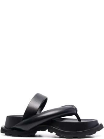 Jil Sander Thong Sandals