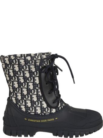 Christian Dior D-venture Boots