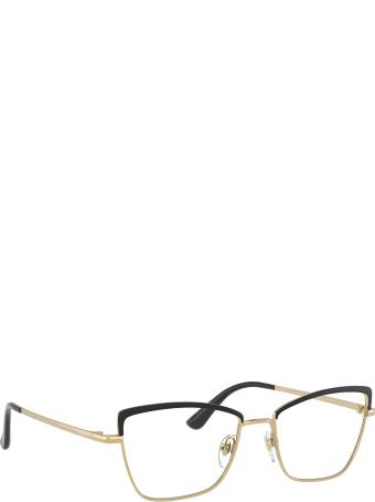 Vogue Eyewear Vogue Vo4185 Black / Gold Glasses