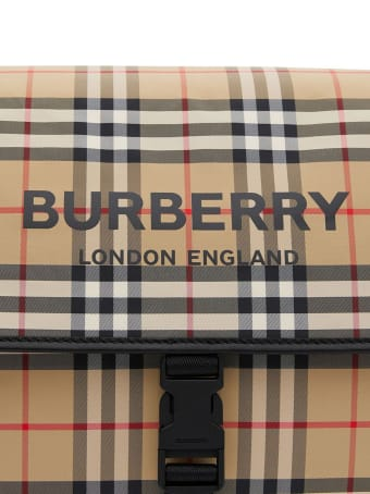 Burberry Vintage Check Baby Changing Bag