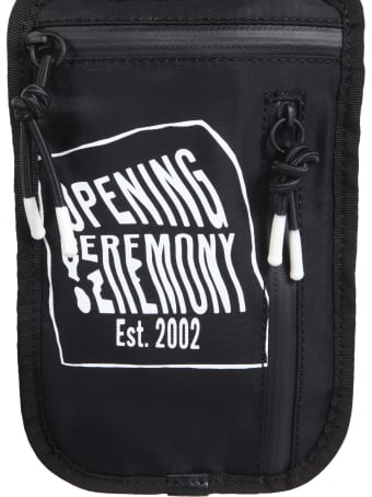 Opening Ceremony Pouch Fanny With Shoulder Strap