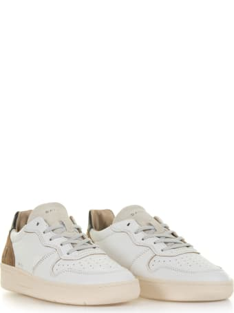 D.A.T.E. Sneaker Court Leather