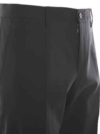 Dolce & Gabbana Tailored Trousers In Virgin Wool