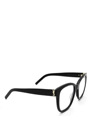 Saint Laurent Saint Laurent Sl M97 Black Glasses