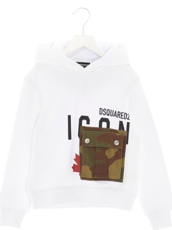 Dsquared2 'icon' Hoodie