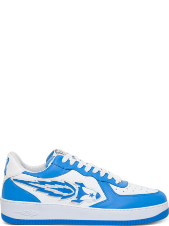 Enterprise Japan Bicolor Leather Sneakers