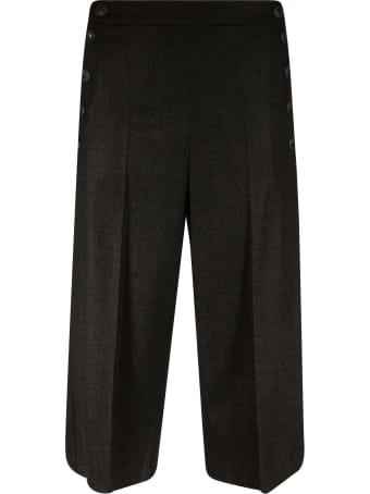 Max Mara Pianoforte Cropped Trousers