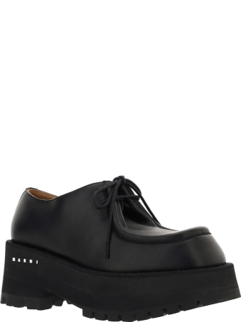 Marni Lace Up Shoes
