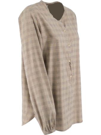 Bagutta Cashmere Blend Shirt