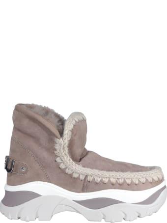 Mou Chunky Eskimo Sneakers Big Logo