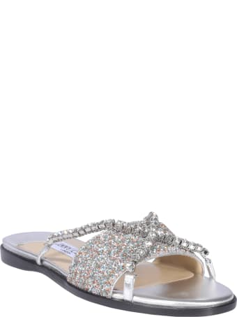 Jimmy Choo Aadi Flat Sandals