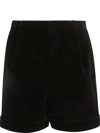 Saint Laurent Classic Plain Shorts