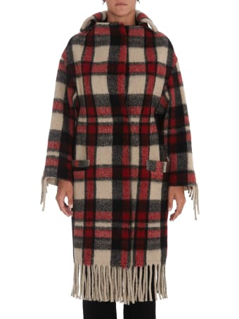 Ava Adore Fringed Coat