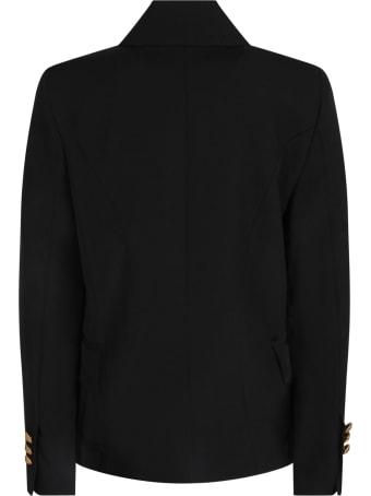 Balmain Black Jacket For Girl