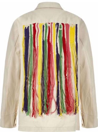 Palm Angels X Missoni Melted Logo Jacket