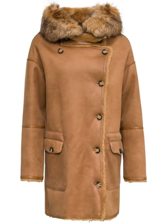 urbancode Reversible Ecological Fur Coat