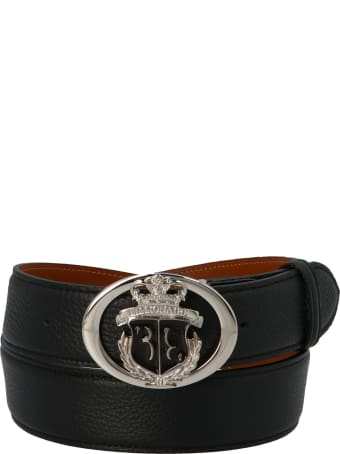 Billionaire 'crest' Belt