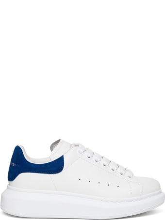 Alexander McQueen Leather Larry Sneakers