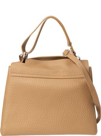 Orciani Sveva Soft medium shoulder bag