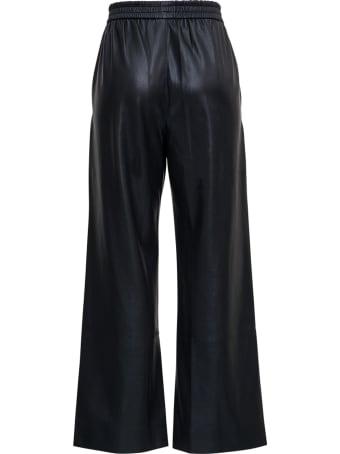 Nanushka Odessa Fake Leather Pants With Elasticated Belt Pants