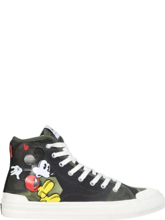 M.O.A. master of arts Disney Sneakers