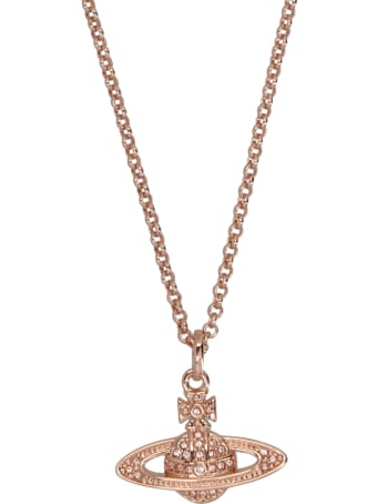 Vivienne Westwood 'mini Bas' Necklace
