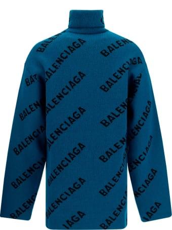 Balenciaga Turteneck Sweater