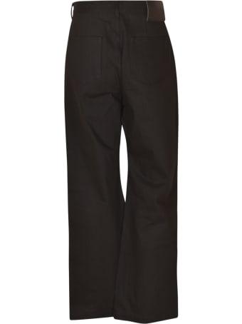 Rick Owens Denim Geth Jeans