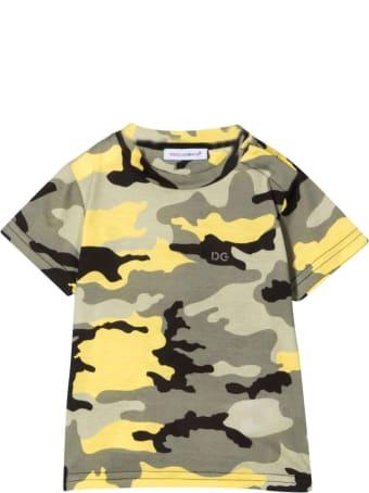 Dolce & Gabbana Newborn T-shirt