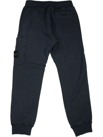 Stone Island Jogging Trousers Blue