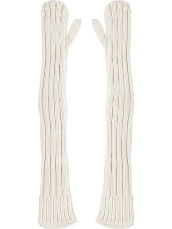 Sacai Knit Gloves