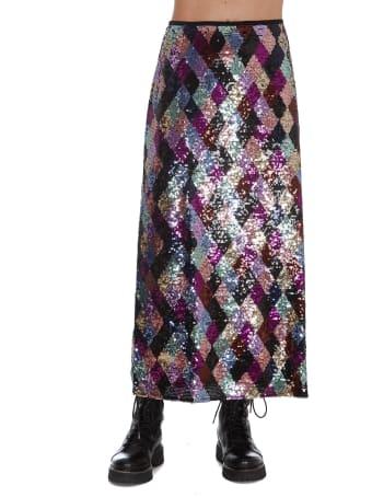 RIXO Kelly Skirt