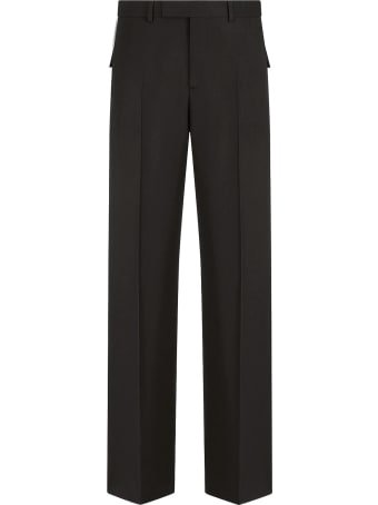 Dior Homme Black Trousers