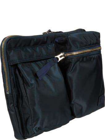 Sacai Two-way Top Zip Laptop Bag