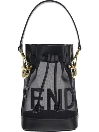 Fendi Mini Mon Tresor Bucket Bag