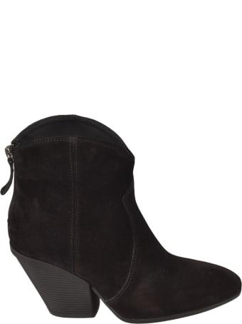 Hogan H581 Zip Chelsea Boots