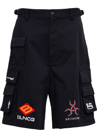 Balenciaga Gamer Shorts