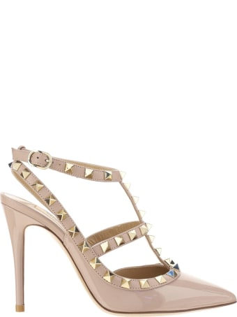 Valentino Garavani Ankle Strap Shoes