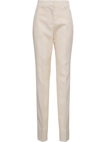 Givenchy High Waist Wool Pants