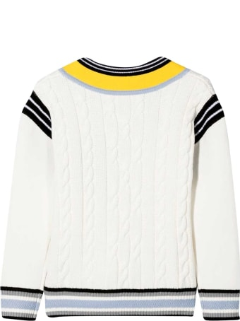 Burberry Striped Sweater