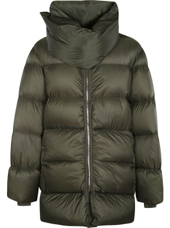 Rick Owens Mountain Jacket