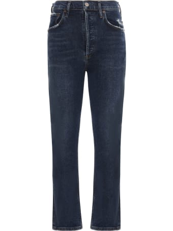AGOLDE 'riley' Jeans