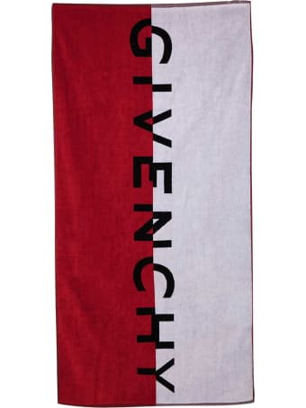 Givenchy Towel With Print