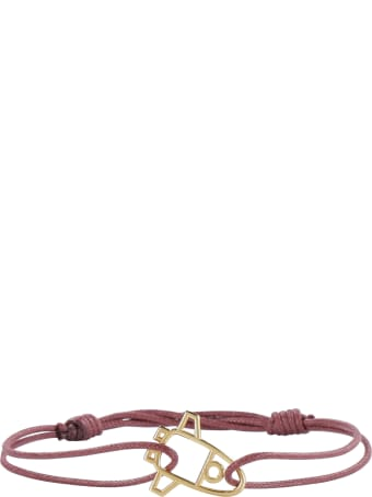 Aliita Nave Espacial Charm Cord Bracelet